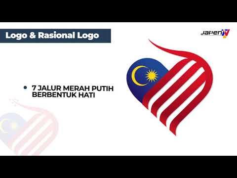 Merdeka Celebration Theme And Logo Perpustakaan Sultanah Bahiyah