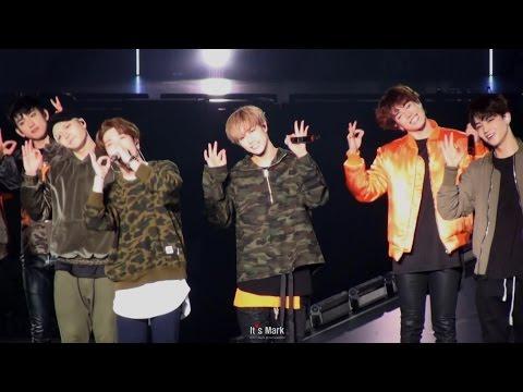 [FANCAM] GOT7 Japan 2nd Tour - Makuhari - LAUGH LAUGH LAUGH (#Mark Focus)