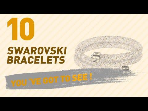2a5bb34ec Swarovski Bangle Top 10 Collection // UK New & Popular 2017 - YouTube