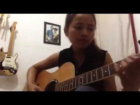 Ray Peni Takut Jak Bojog ( Cover By Elina Dewi Gecx Acoustic Guitar )
