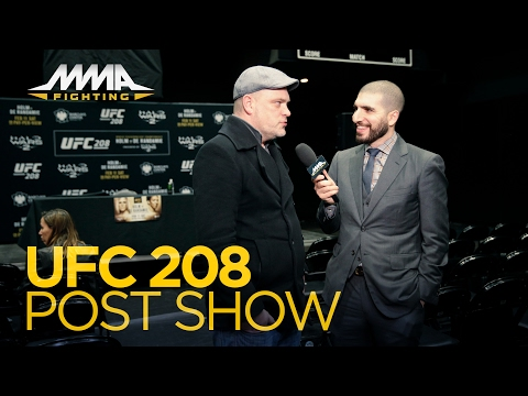 UFC 208 Post-Fight Show