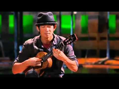 "Jake Shimabukuro - ""Bohemian Rhapsody"" - TED (2010) - ukelele cover"