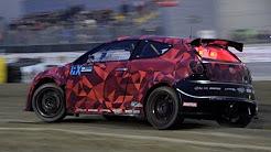 Alfa Romeo Mito RX Rallycross by Tedak - Action & on board