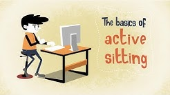The Basics of Active Sitting [Presented by Varier]