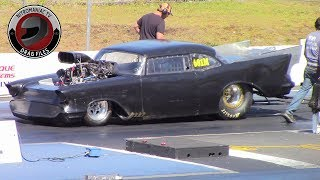 2016 Langley Loafers Old Time Drags Part 10 (AA/Gas eliminations Semi Finals and Brackets)