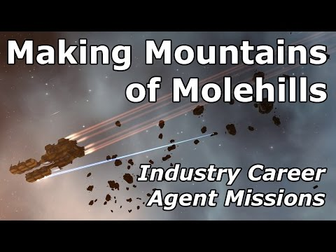 Industry Career Agent Missions - EVE Online