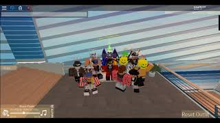 Photography with celebrities ROBLOX