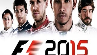 HD F1 2015 - PC Ultra Settings 780ti - Gameplay ITA