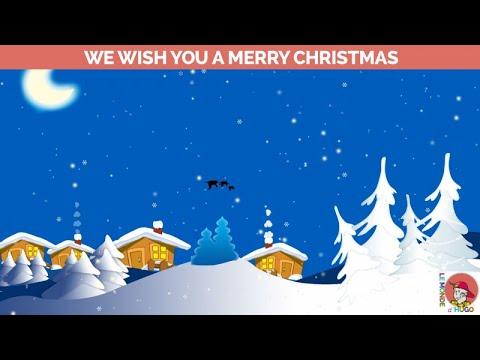 Le Monde d'Hugo - We wish you a merry Christmas - Version Karaoke