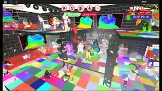 Roblox party jennifer lopez