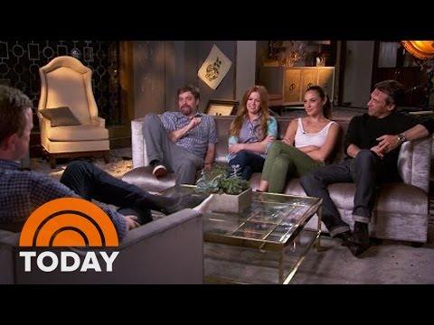 Zach Galifianakis: Co-Star Jon Hamm Is 'Frustratingly Funny' In New Film | TODAY