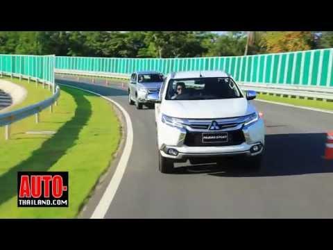 Testdrive Mitsubishi Pajero Sport 2015