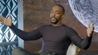 NX Presents: Anthony Mackie - Human Algorithm