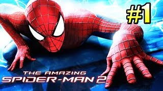 НОВЫЙ ЧЕЛОВЕК ПАУК 2 (The Amazing Spider Man 2) прохождение #1 — ВСЁ КУДА ЛУЧШЕ ЧЕМ Я ДУМАЛ