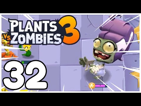 Too hard - Plants VS Zombies 3 - Gameplay Walkthrough Part 32 (iOS, Android)