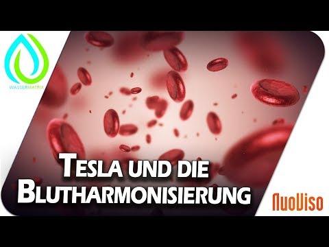 Tesla und die Blutharmonisierung - im Gespräch mit Tatjana Rainalter und Arthur Tränkle