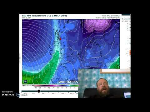 Cold air gangs up on UK from both Atlantic and Scandinavia