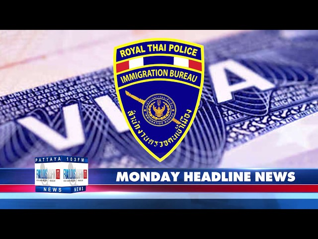 FABULOUS 103FM HEADLINE NEWS from Thailand & Pattaya   13th July 2020