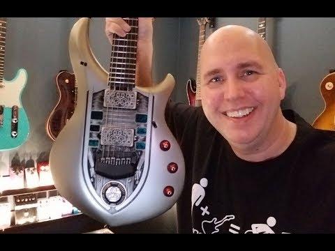 I Get To Check Out A $10,000 John Petrucci Nomac Guitar