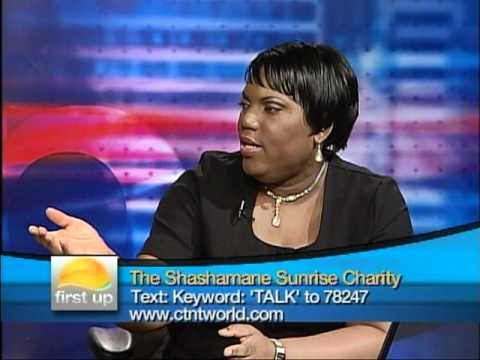 Shash Camp T&T 2010 - First Up TV Interview