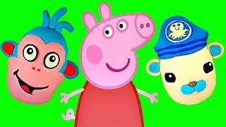 episodes surprise eggs peppa pig dora the explorer octonauts winnie the pooh play doh egg surprise