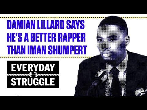 Damian Lillard Says He