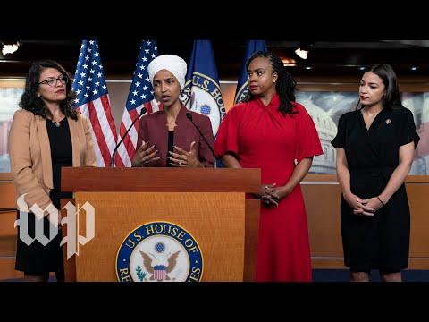 Small But United: Understanding The Four-congresswomen 'squad'