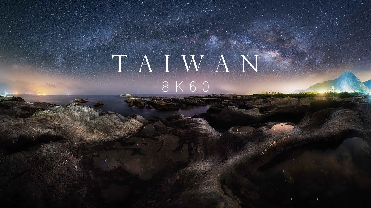 TIMELAPSE TAIWAN (8K)  Part.4