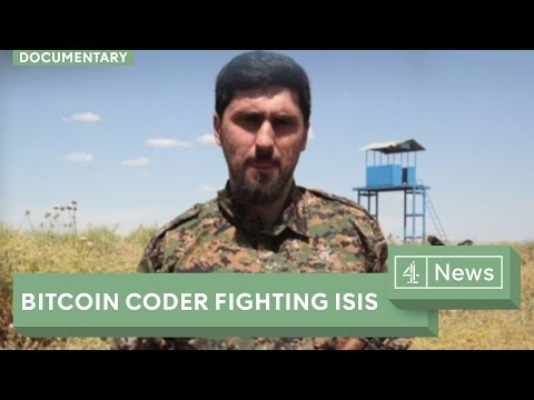 Bitcoin developer fighting ISIS (documentary)