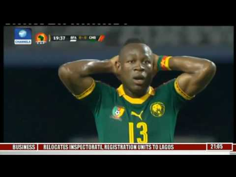 Sports Tonight: Highlights Of AFCON 2017