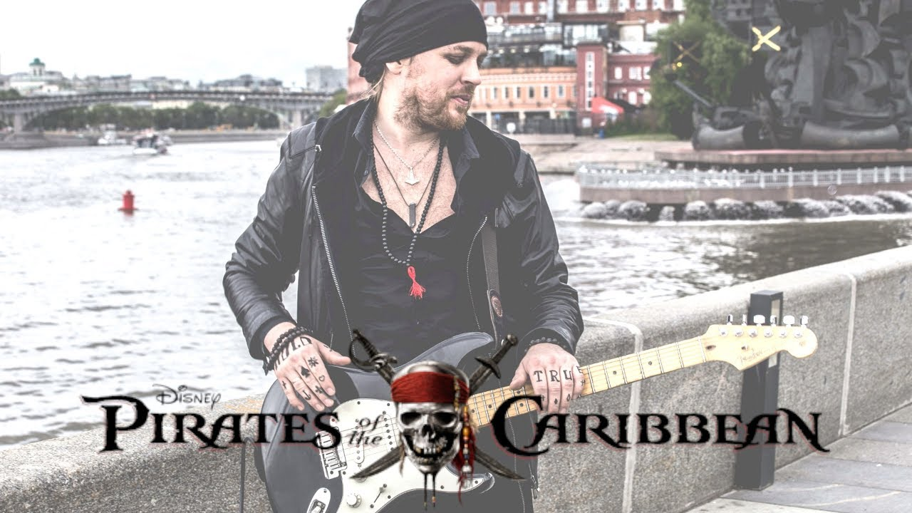 Download Pirates of the Caribbean Theme Song Guitar Cover 2017