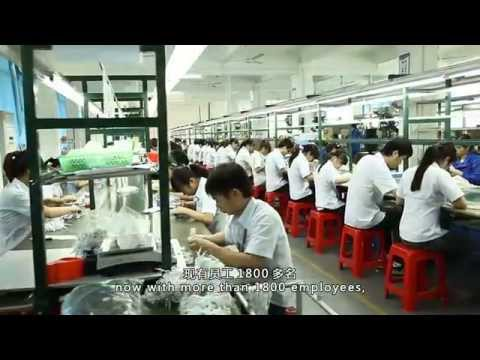 Earphone Supplier China Headphone Manufacturer-Factory Tour