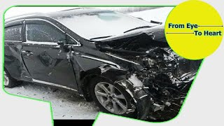 Car Crash) very Shock dash camera 2018 NEW By Top Speed Motor HD (1217) HD