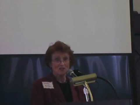 Dr. Amity Pierce Buxton at Just Love Conference
