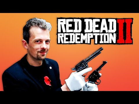 Firearms Expert Reacts To Red Dead Redemption 2's Guns