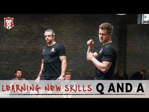 Learning New Skills | Q and A | School of Calisthenics