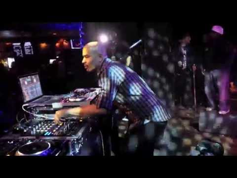 """Steve """"Silk"""" Hurley remixing live @ Kings & Queens Of House - May 30, 2015"""