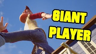 GIANT PLAYER BOSS - Hello Neighbor