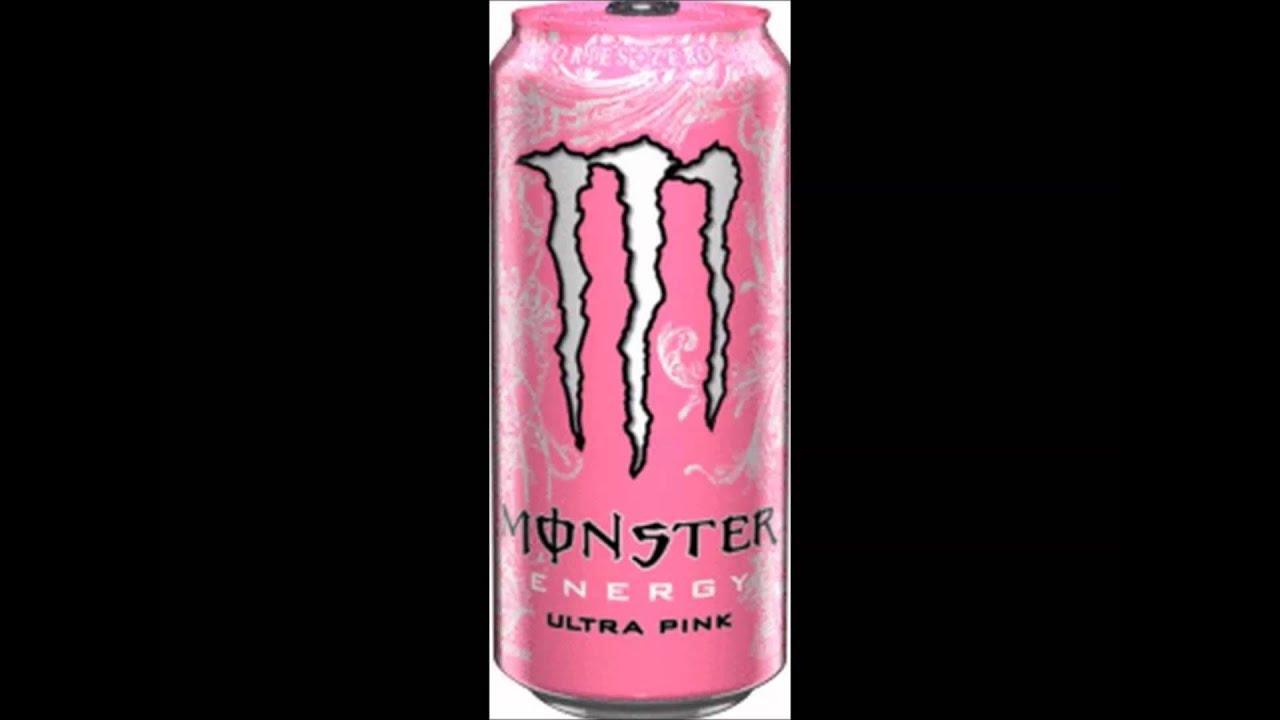 Monster energy drink Pink zero ultra giveaway reminder ...  Monster