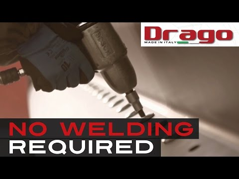 Tipper body no welding required - DRAGO