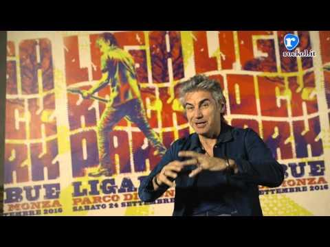Liga Rock Park: Ligabue racconta il concerto a Monza del 24 settembre