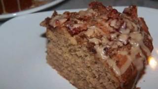 The Elvis Coffee Cake Recipe