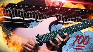 10 Shred Licks in Under 100 Seconds (+Tabs)