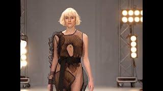 NADYA DZYAK Fall 2018/19 Ukrainian FW - Fashion Channel