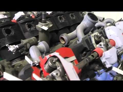 Ottomotor AV-1790-5 B - Continental Motor Corp. - Engine
