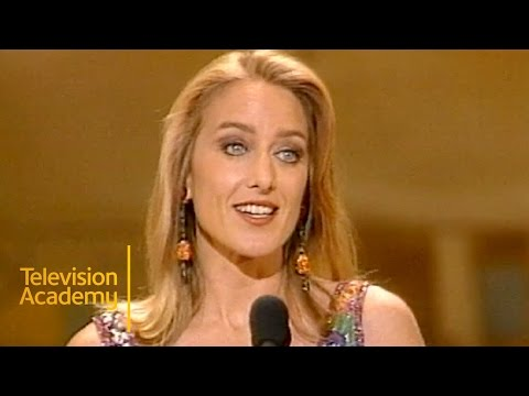 Patricia Wettig Wins Outstanding Lead Actress in a Drama Series  Emmy Archive 1991