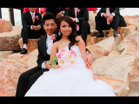 Promise Tamang and her husband, Source: YouTube