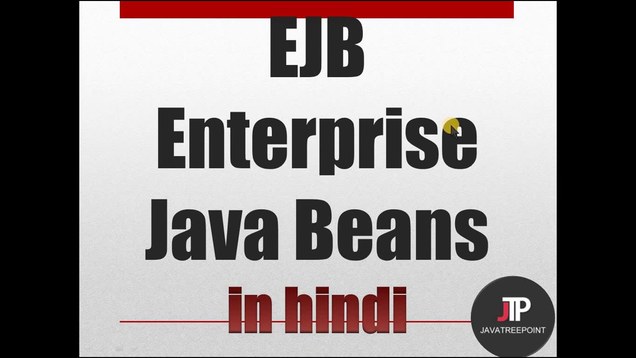 Ejb tutorials in hindi lec 1introduction j2ee in hindi youtube baditri Images