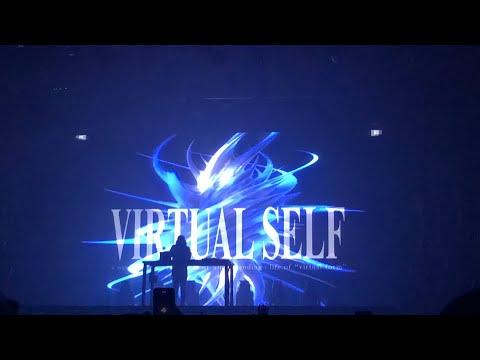 Virtual Self Live at The Bomb Factory Dallas UTOPiA SySTEM Tour