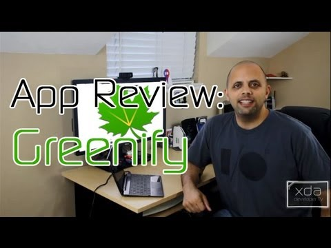 Save Your Battery With Greenify -- Android App Review
